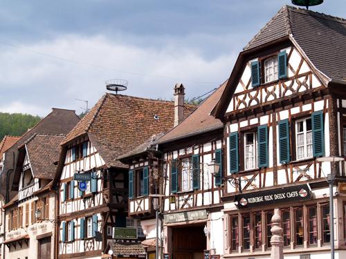Architecture de l'Alsace