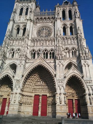 Cathédrale à Amiens