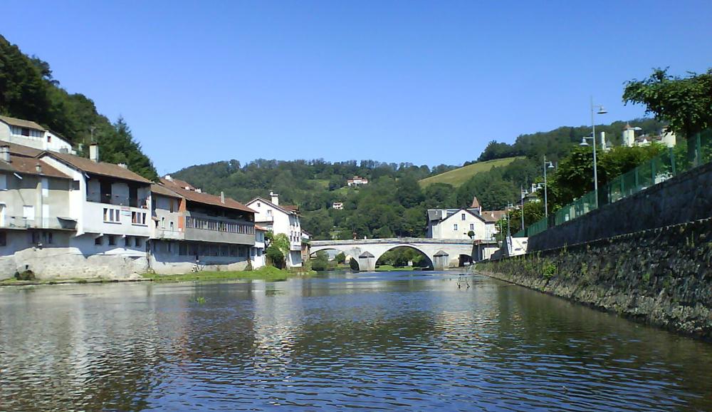 Aurillac en Auvergne