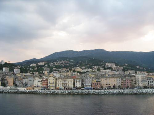 Cote de Bastia