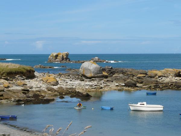 Mer à Brest