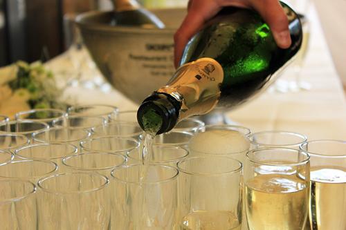 Le champagne, spécialité de la Champagne-Ardenne