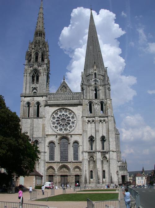 Cahédrale de Chartres