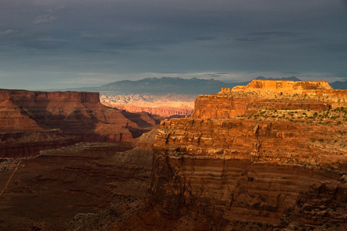 Grand canyon aux USA