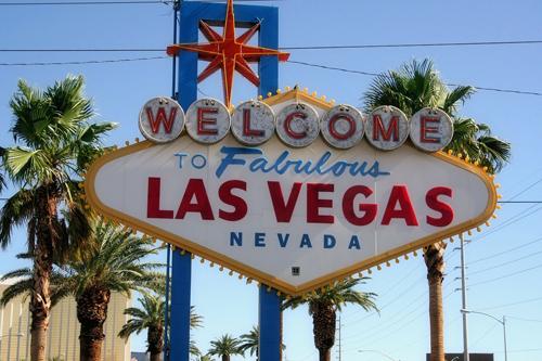 Las Vegas aux Etats-Unis