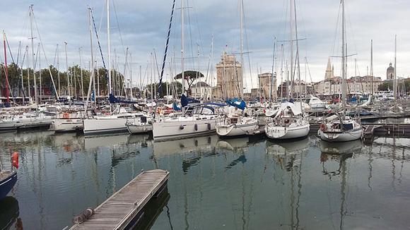 Port à La Rochelle