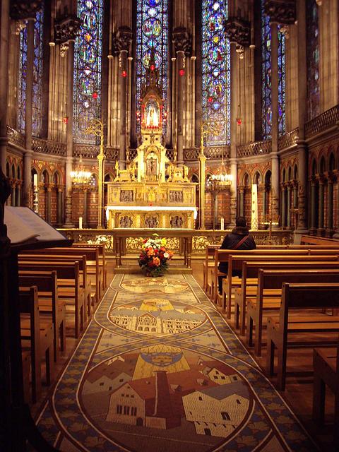 Eglise à Lille