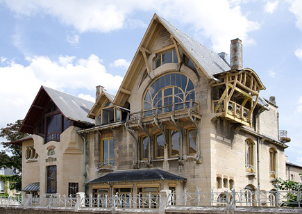 Ville de Nancy en Lorraine