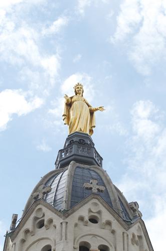 Monument de la ville de Lyon