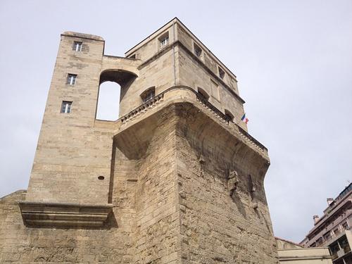 Tour à Montpellier