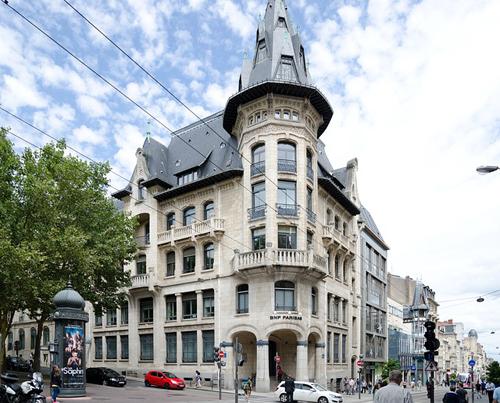 Rue à Nancy