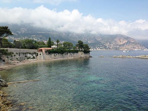Montagne à Nice