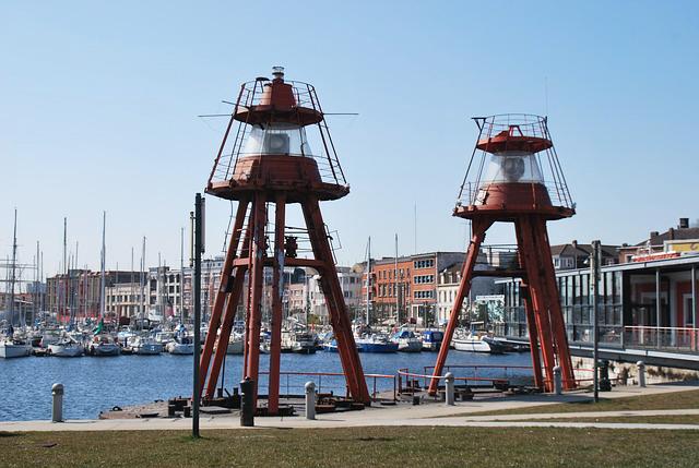 Dunkerque dans le Nord