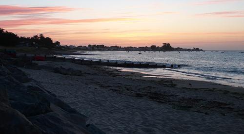 Plage en Vendée
