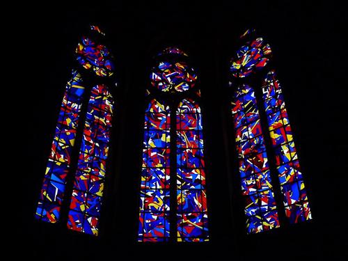 Vitraux de la cathédrale de Reims