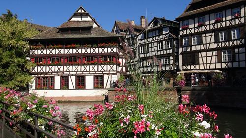 Petite France de Strasbourg