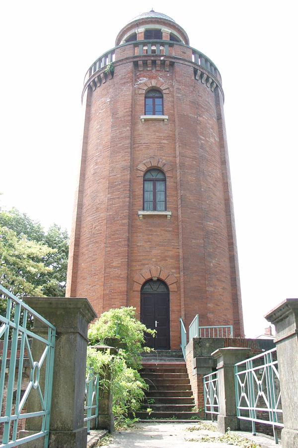 Château d'eau cours Dillon à Toulouse